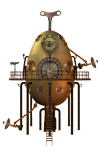 SteamPunk Tower stock