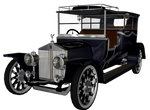 1911 Rolls Royce png
