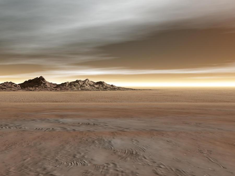 Desert Sands Background