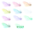 Wing Set 4 png
