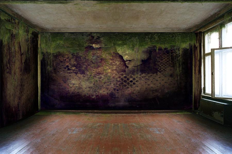 Dark Abandoned Room by mysticmorning on DeviantArt