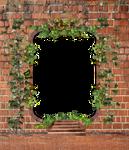 Brick Entrance png