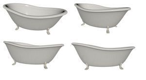 Bathtub Set png