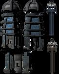 Sci-Fi Building set