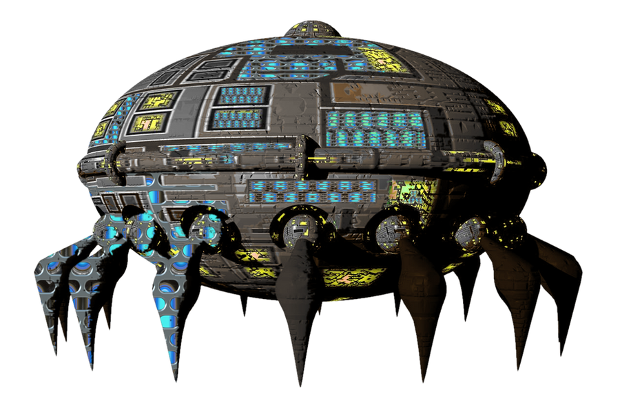 Sci-Fi Crawler 3 png