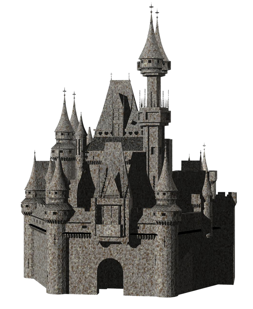 Castle png 3 by mysticmorning on DeviantArt