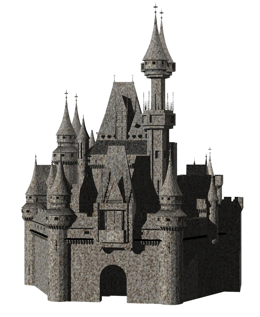 3D Castle Drawings Submited Images