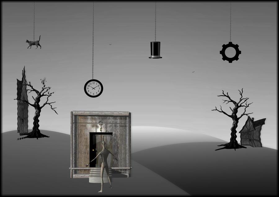 A Strange Place by mysticmorning