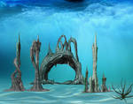 Under the Sea Backg