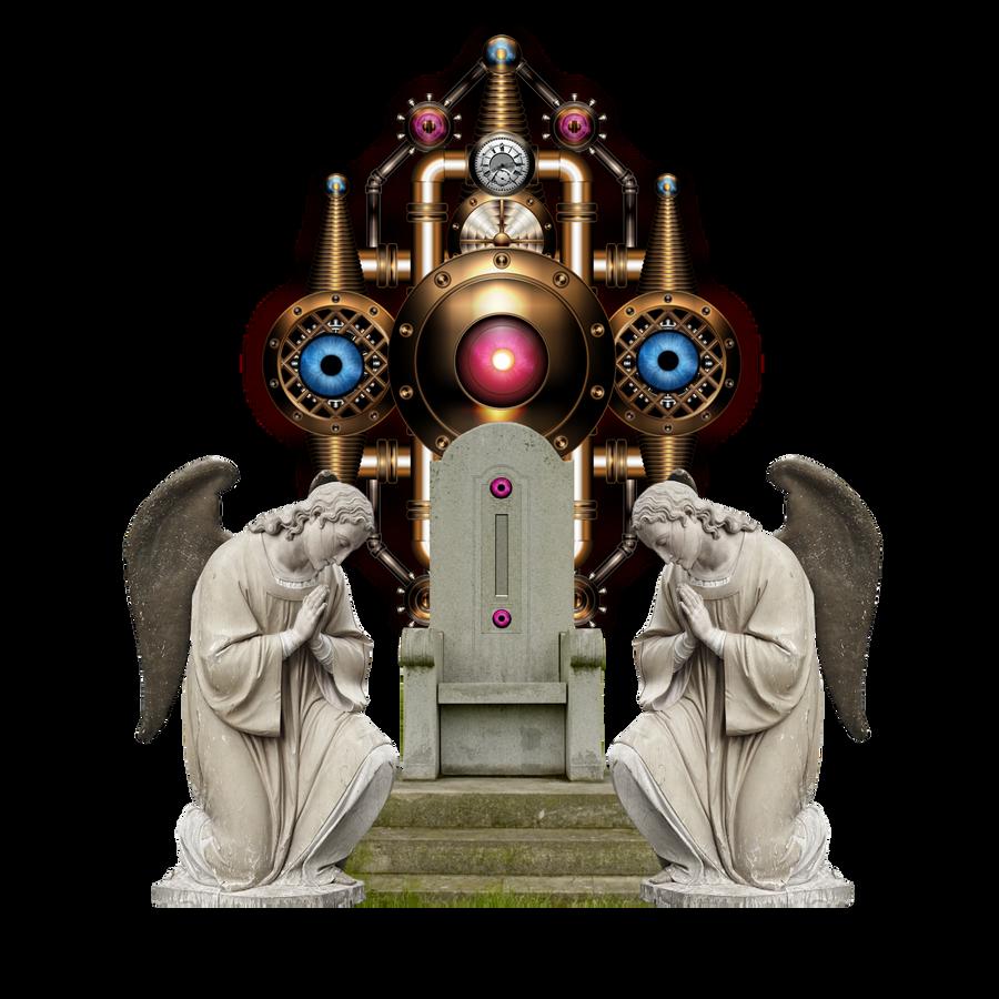 ANGEL THRONE 2 by mysticmorning