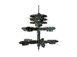 Orbital Station png