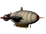 SteamPunk Ship2