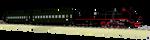 Steam Train by mysticmorning