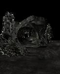 Dark Creepy Cave