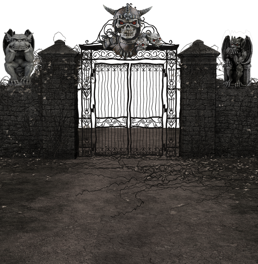 Gates to Hell png by mysticmorning on DeviantArt