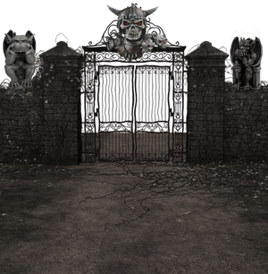 Gates to Hell png