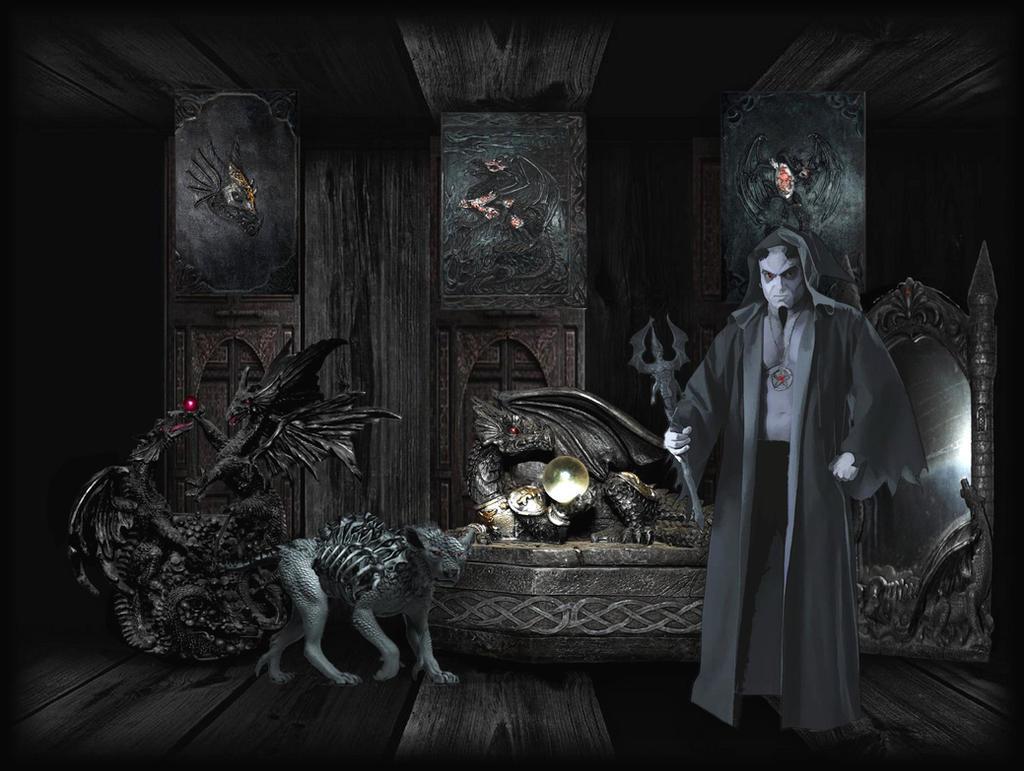Devils Den by mysticmorning