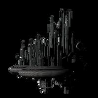 Sci Fi Fantasy Building by mysticmorning