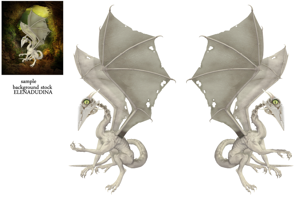 25 Renders Dragons Mangas/Réel Creature_unknown_by_mysticmorning-d75s3ff