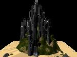 City Sci Fi png