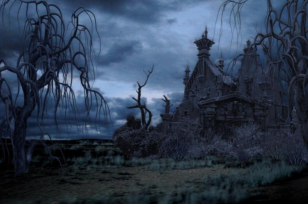 a dark evil background by mysticmorning on deviantart