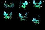 Daz Butterfly Wings 3