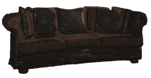 Burnt Couch Request png
