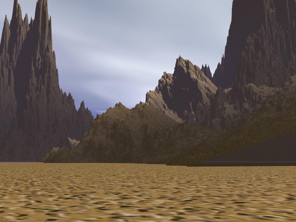 Bryce Mountain by mysticmorning
