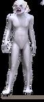 My Alien 2 by mysticmorning