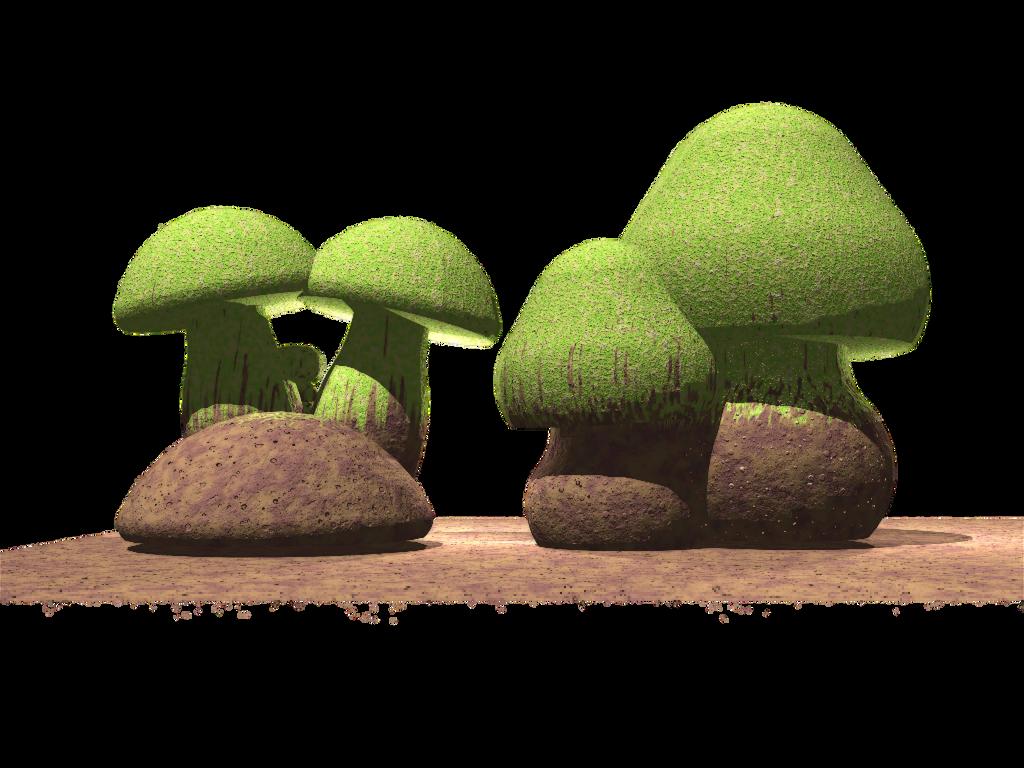 Bryce Mushrooms by mysticmorning