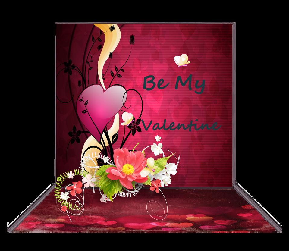 Be My Valentine by mysticmorning