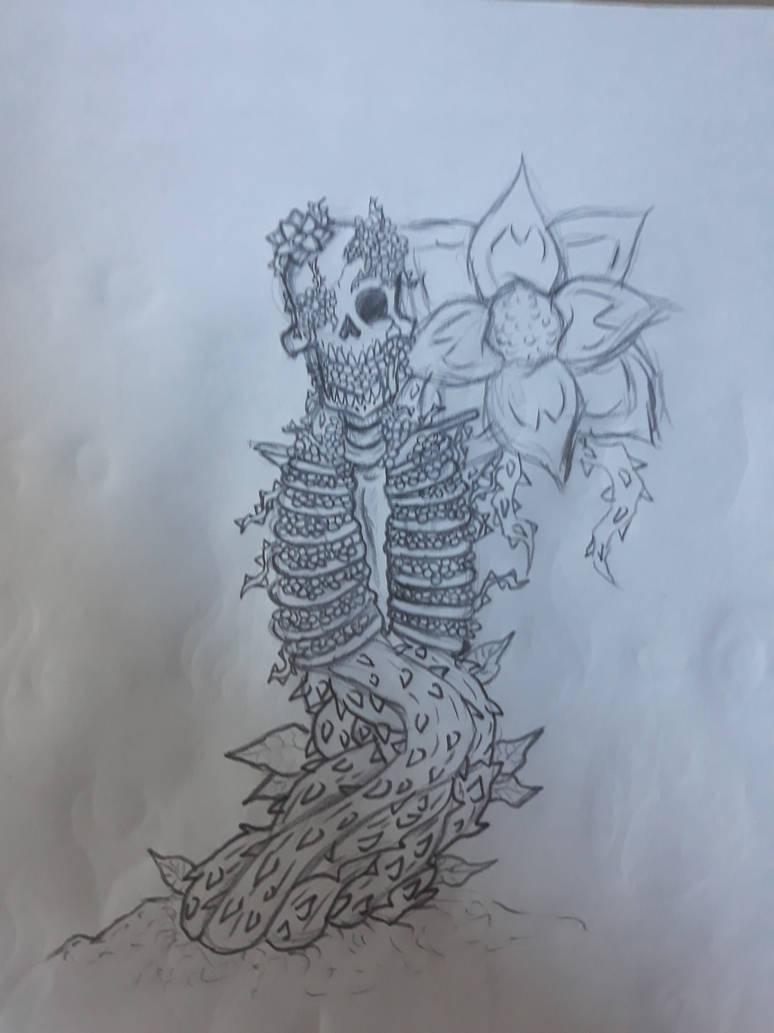 Bones turn to Dust by SteepFog