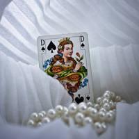 Week twelve: Queen of spades by nessanumen