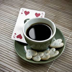 Week 31: five of hearts