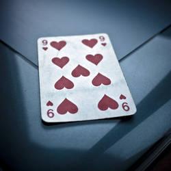 Week 35: 9 of hearts