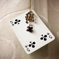 Week 44: five of clubs