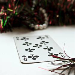 Week 48: nine of clubs