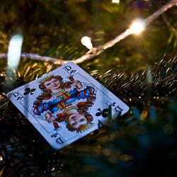 Week 51: queen of clubs