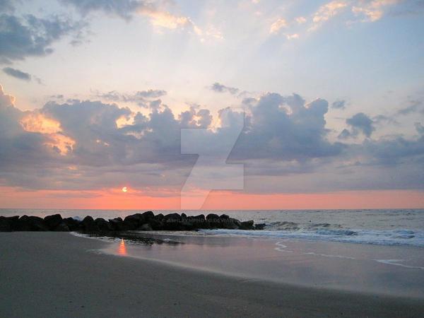 Folly Beach by ashleymphoto