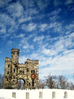 Bancroft Tower by ashleymphoto