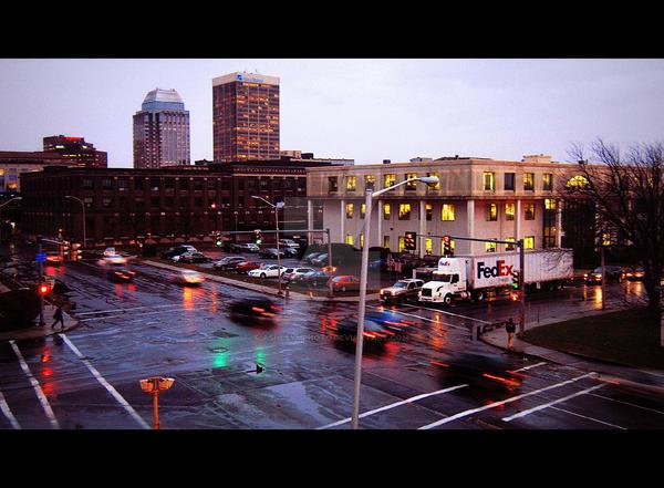 City Scene by ashleymphoto