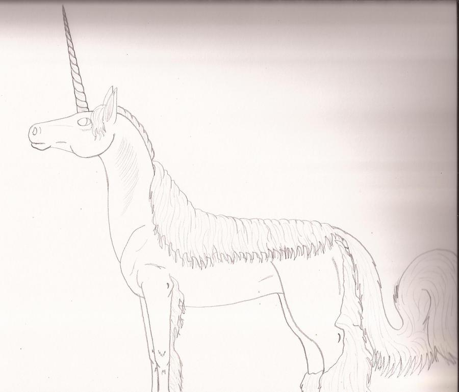 Unicorn by kiinastar