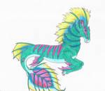 Hippocampus Stallion by kiinastar