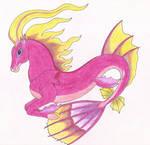 Hippocampus Mare by kiinastar