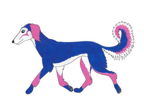 Dogverse Arcee