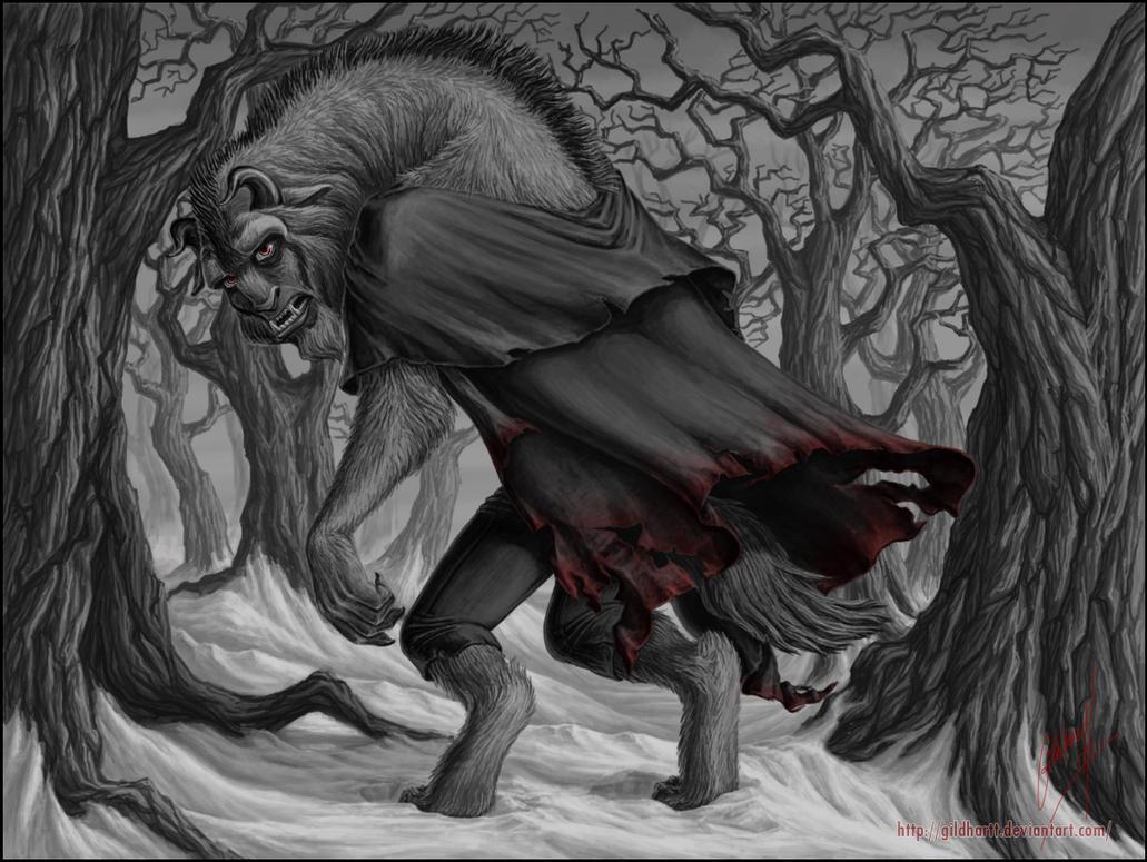 The Beast by Gildhartt