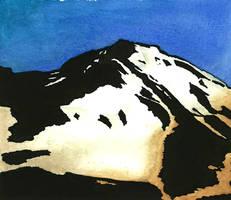 Icelandic mountain II