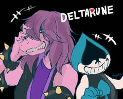 deltarune by kogane28
