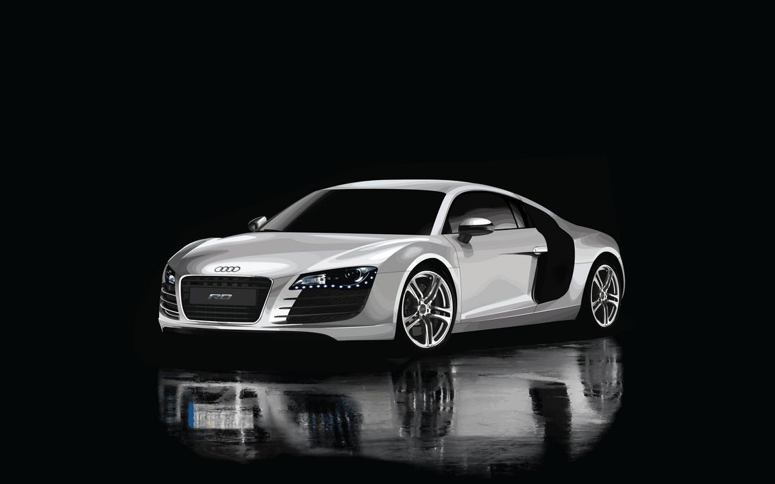 Audi R8 by ijikana