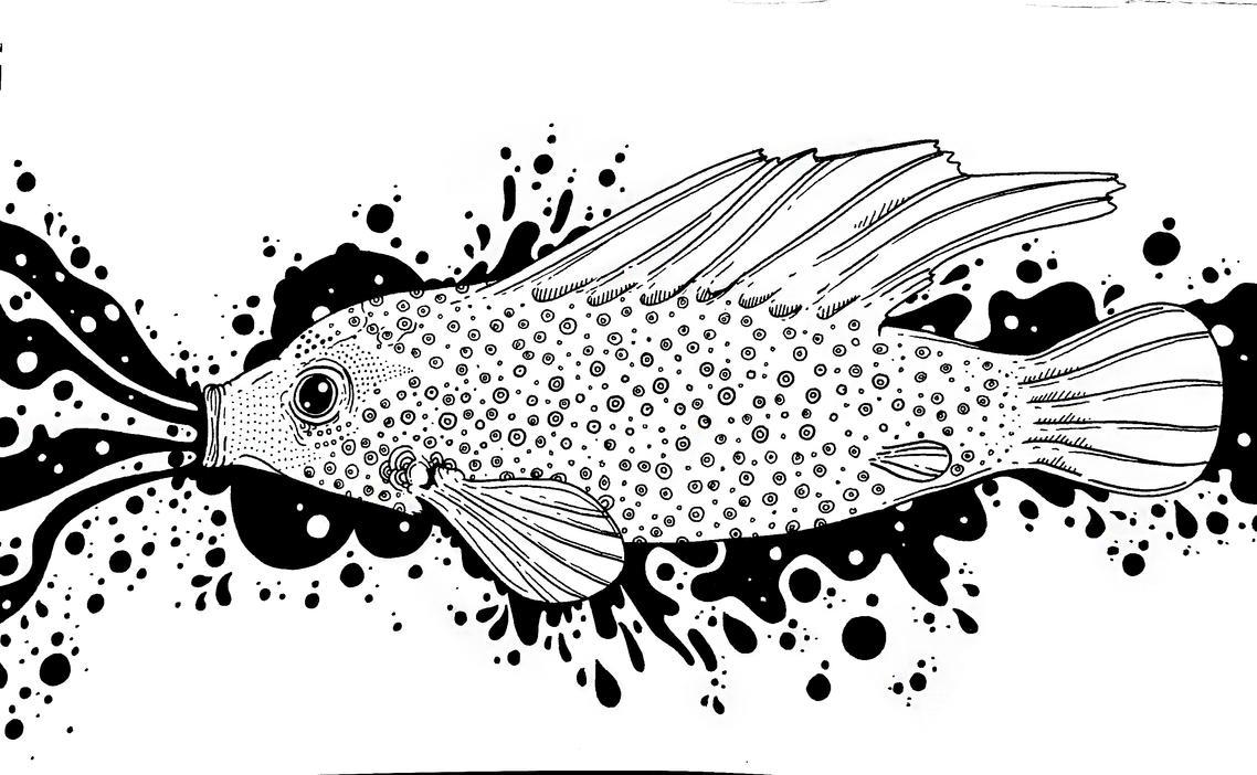 Fish by ijikana
